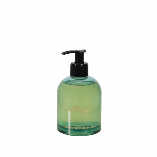 Liquid Hand & Body Soap