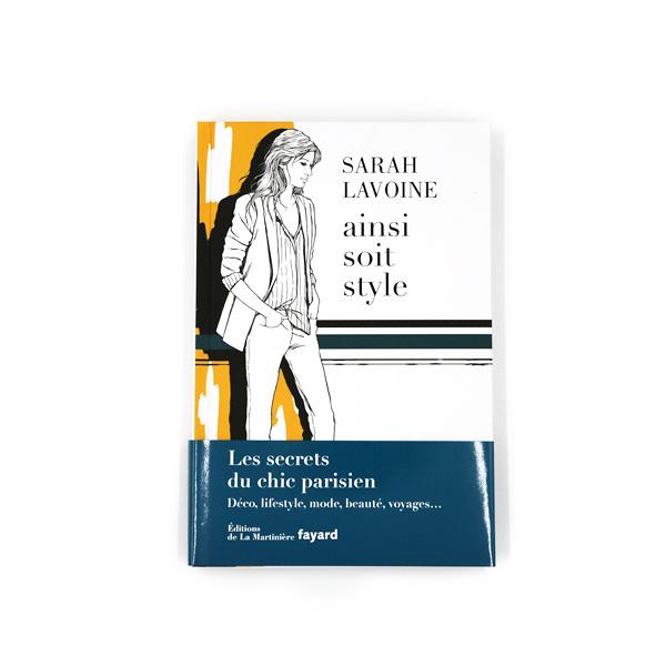 Ainsi Soit Style Book