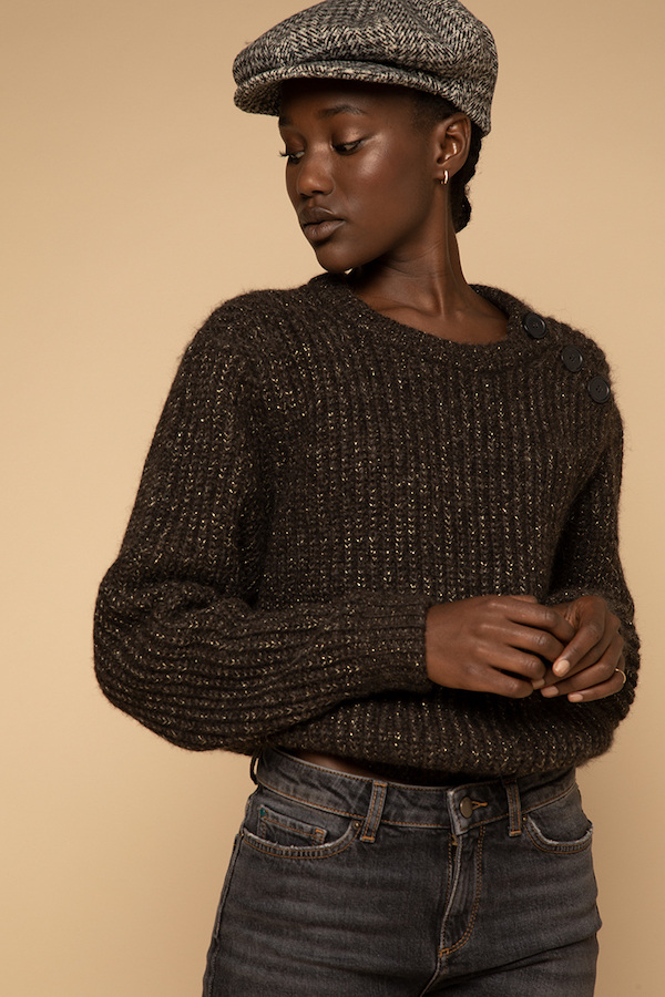 Pull oversize Polly