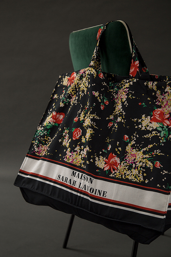 Tote-bag Rose