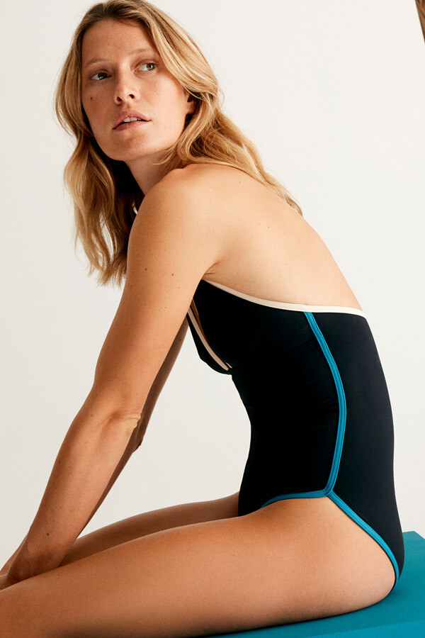 Helga one-piece swimsuit