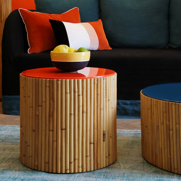 Duo of Coffee Tables Riviera