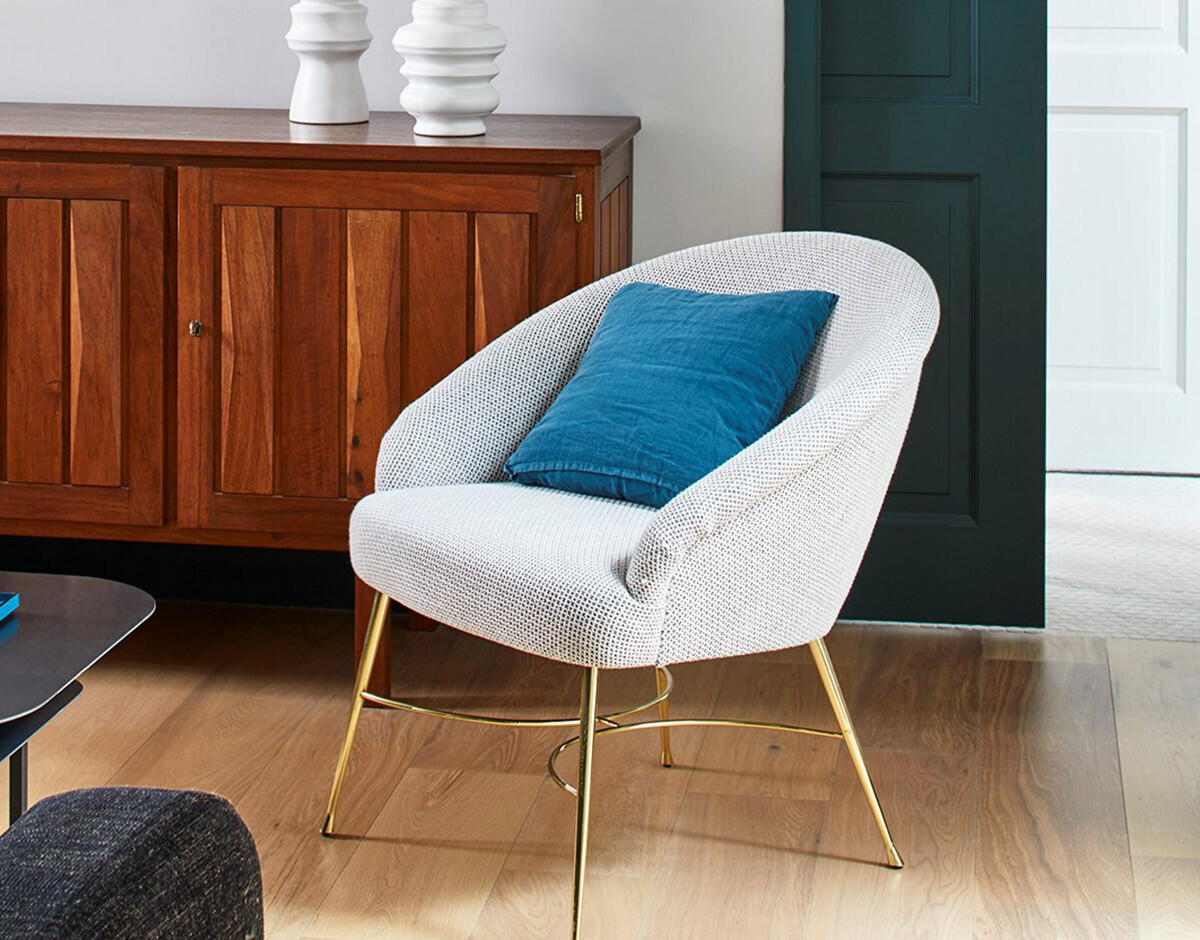 with Margot armchair