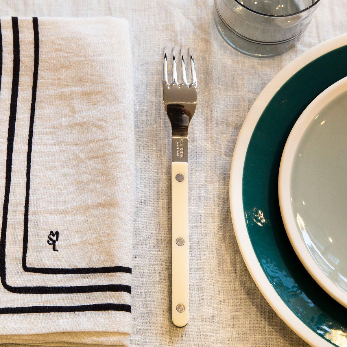 Fourchette de Table Brillante
