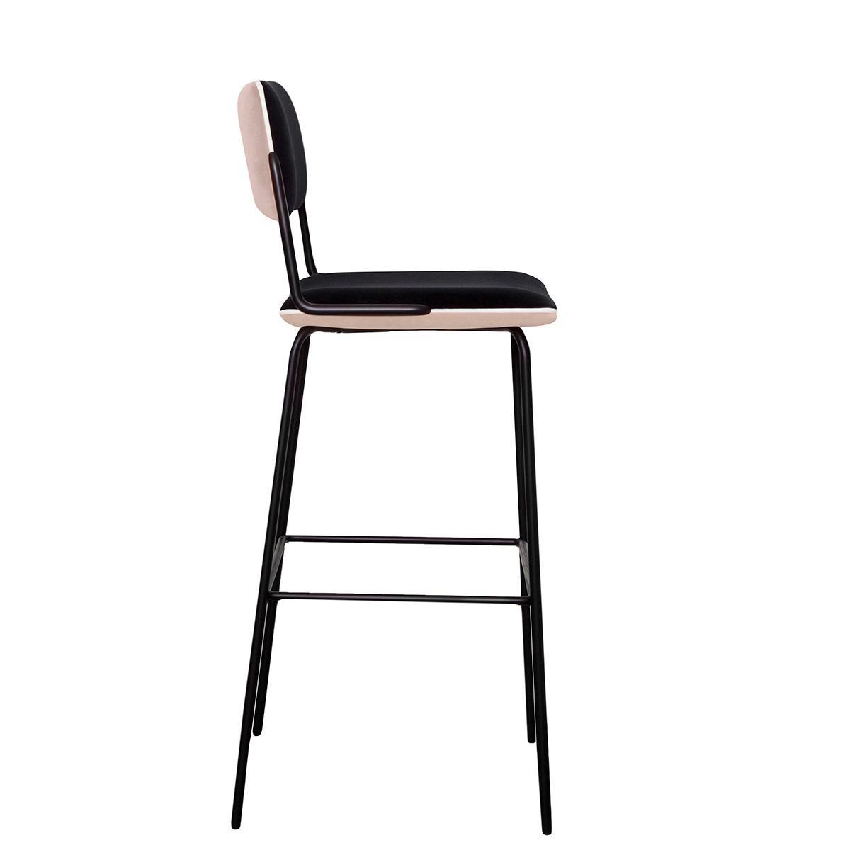 Chaise de Bar Double Jeu