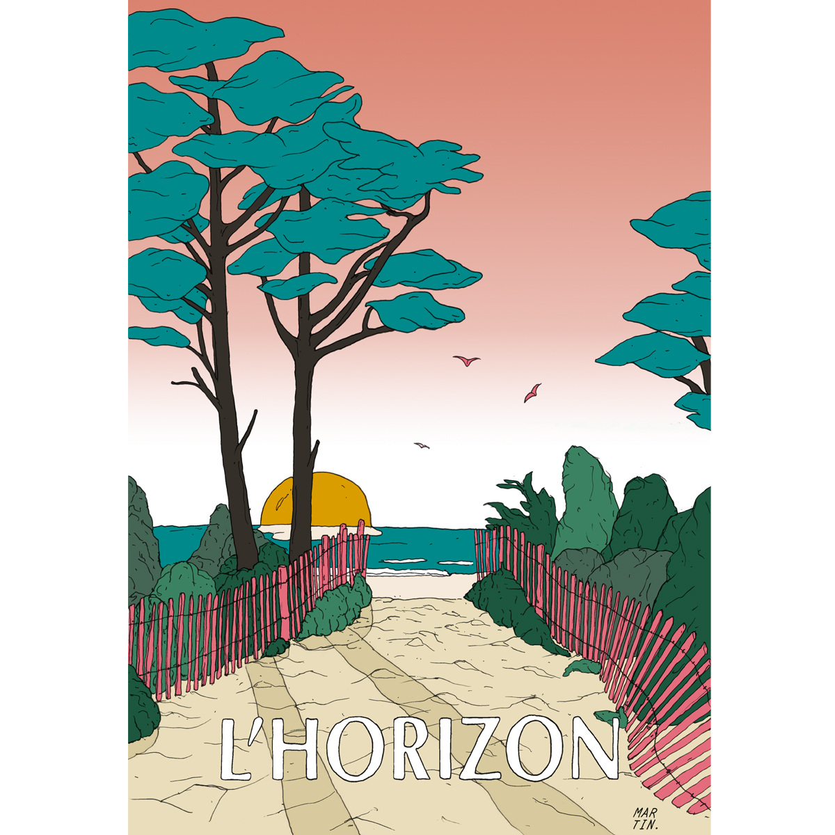 Poster The Horizon