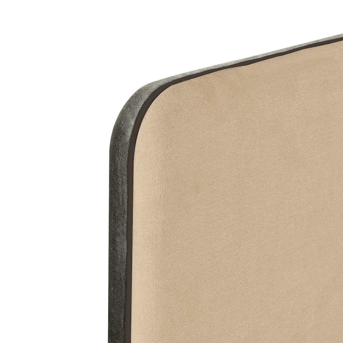 Headboard Linen Double Jeu