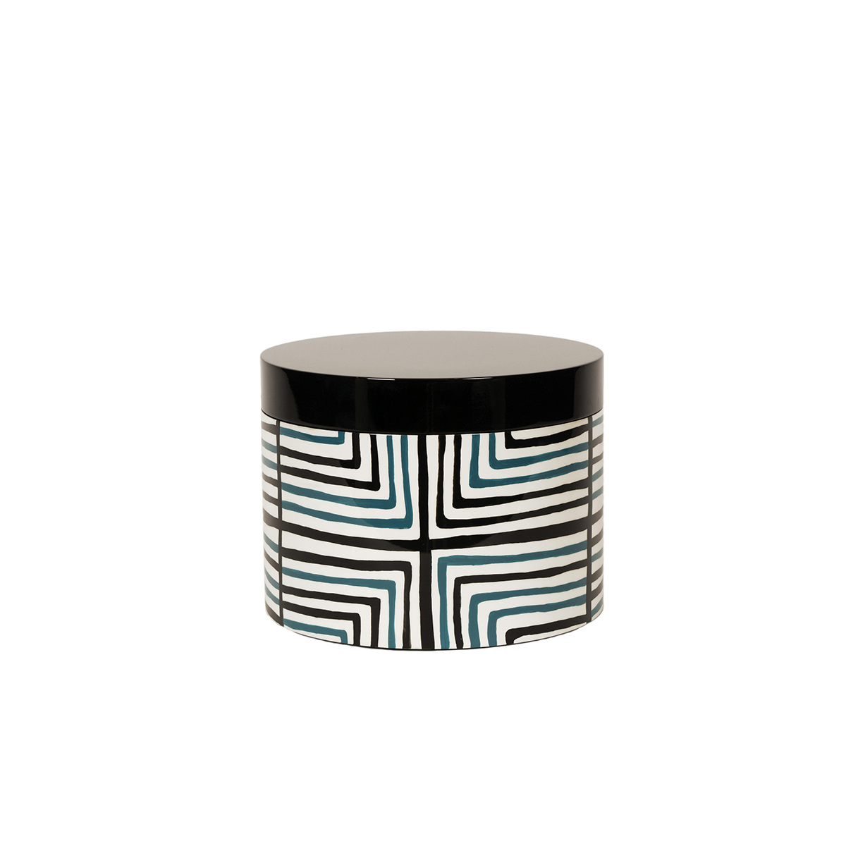 Round Labyrinth Box