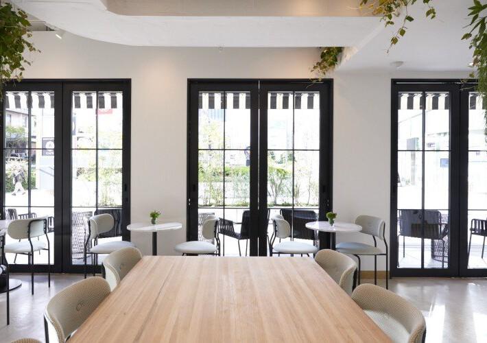 Elle Café, Tokyo