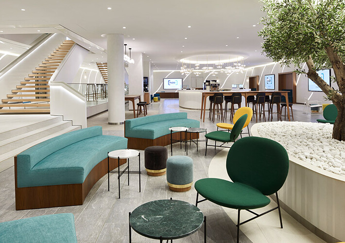 L'Oréal Luxe offices, Seine 62