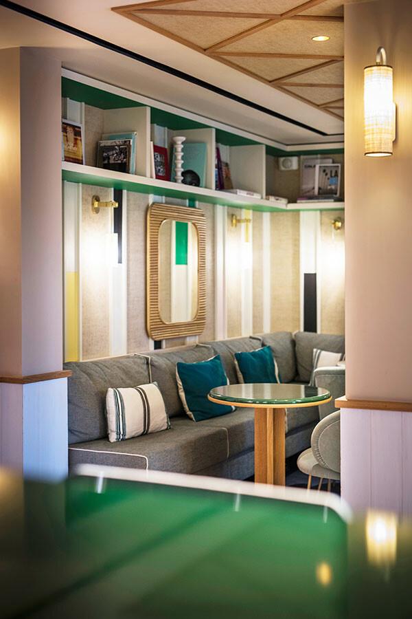 Le Café de Paris, Biarritz - The Hotel