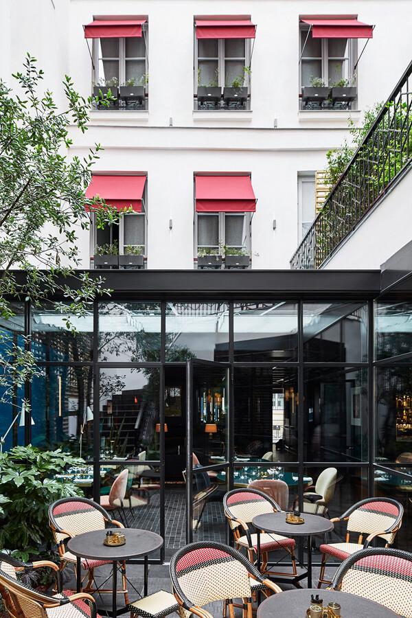 Hôtel Le Roch, Paris 1er