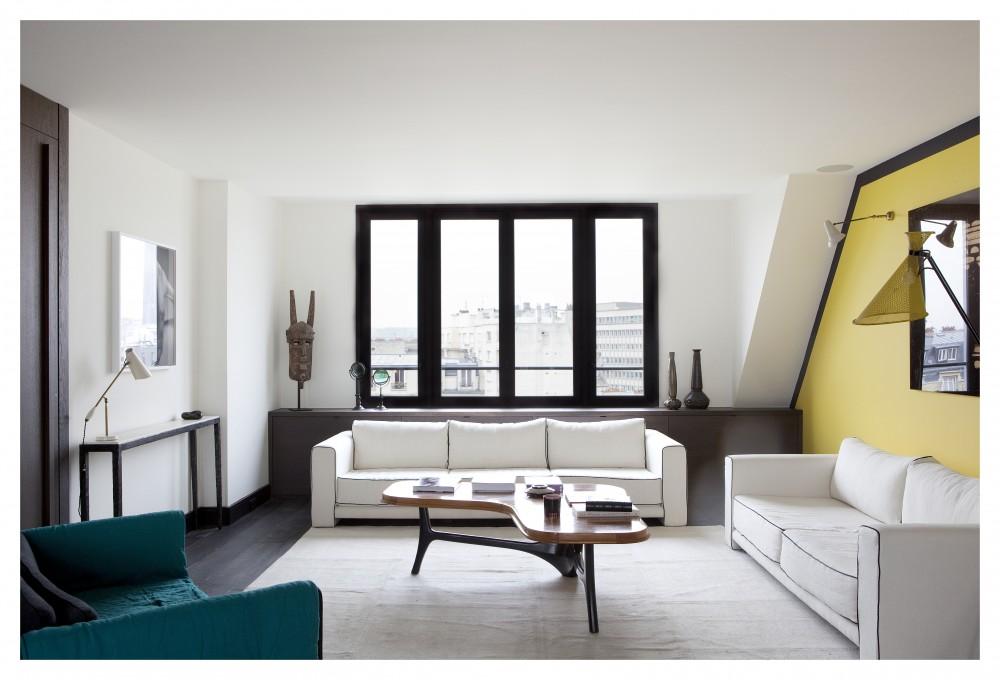 Duplex, Paris 1er