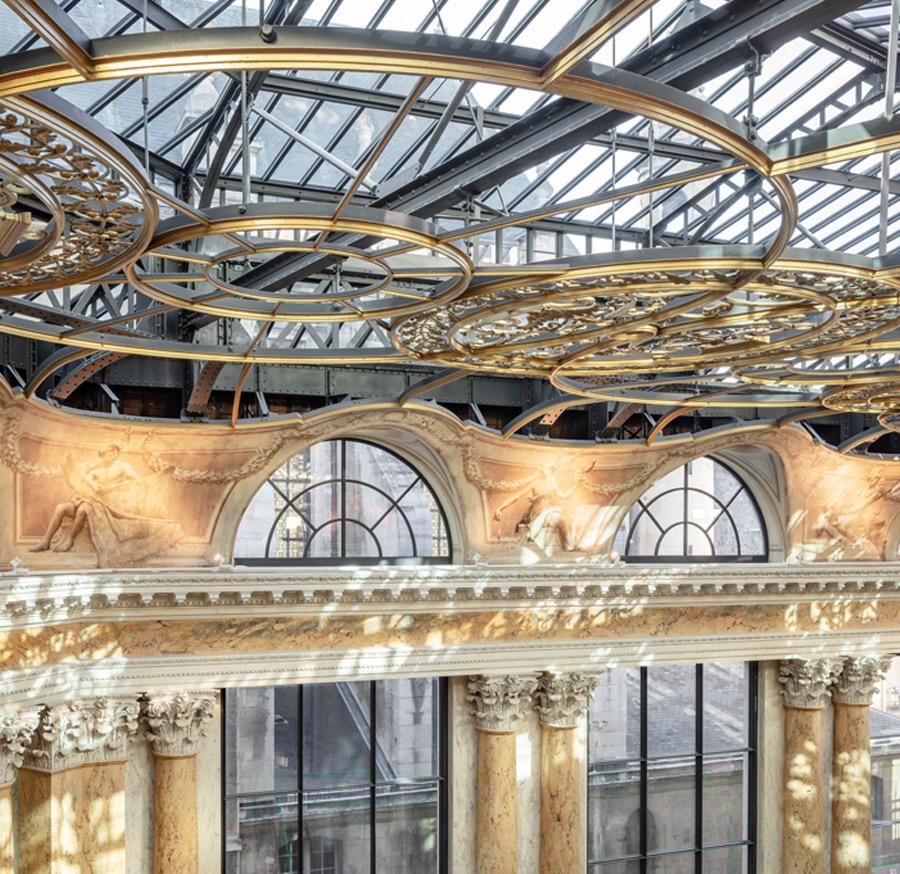 Bureaux Maje, Paris 2e.
