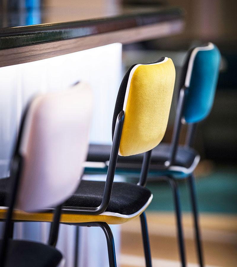 Double-Jeu Bar Chair