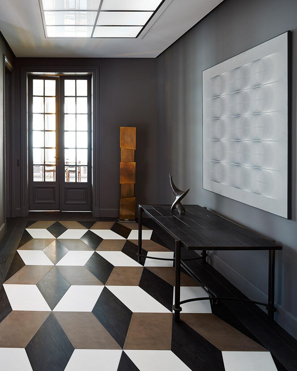 Apartment rue de Solferino, Paris 7e