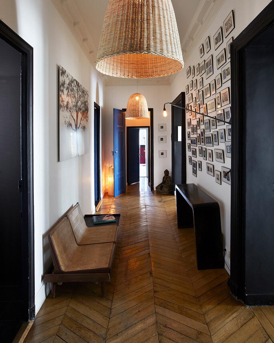Appartement Haussmannien, Paris 1er