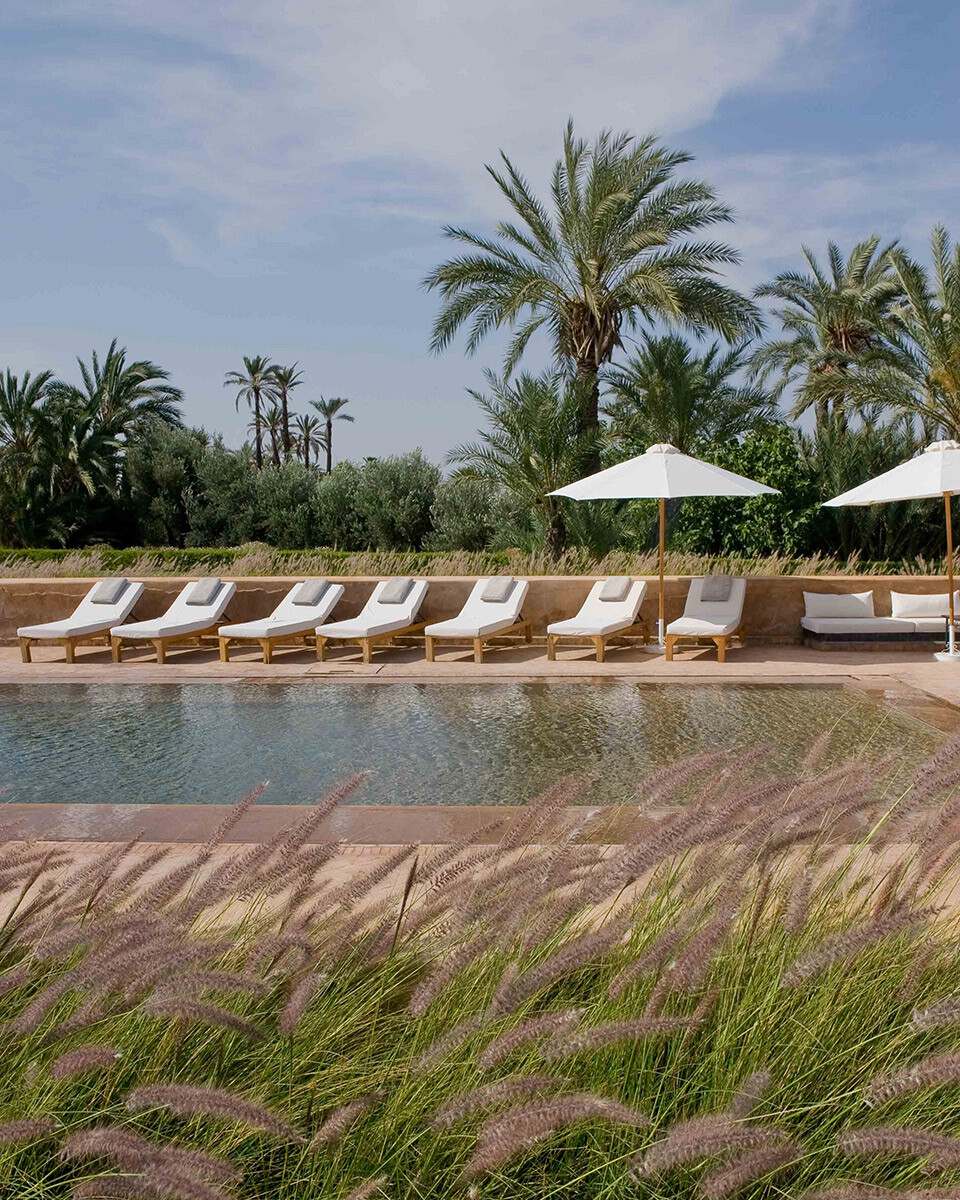 Villa, Marrakech.
